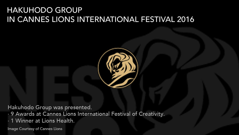 Cannes Lion Awards Results 2016- 768 ×435